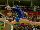 Ginástica feminina do Brasil termina em oitavo lugar na Olimpíada
