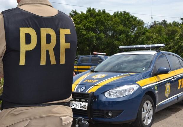 Polícia Rodoviária Federal (Foto: Divulgação)