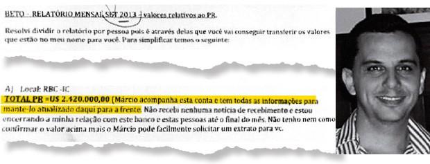 COMPLEXO Petrolífero do Rio de Janeiro (à esq.). Relatório da conta de Paulo Roberto Costa (no alto) aponta seu genro, Marcio Lewkowicz (acima), como suspeito, segundo  a PF, de administrar propinas envolvendo a construção da obra (Foto: Agência Petrobras)