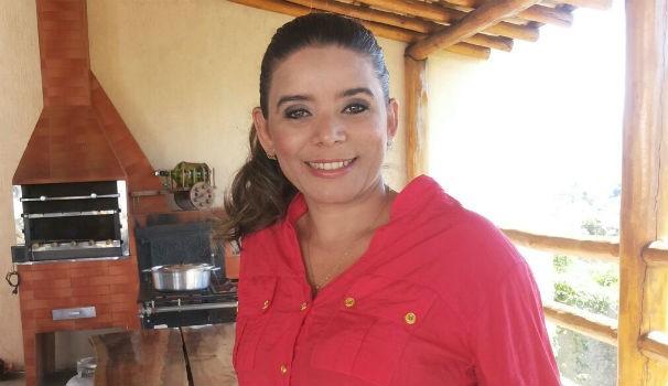 Jane Almeida (Foto: Ana Cláudia Mendes)