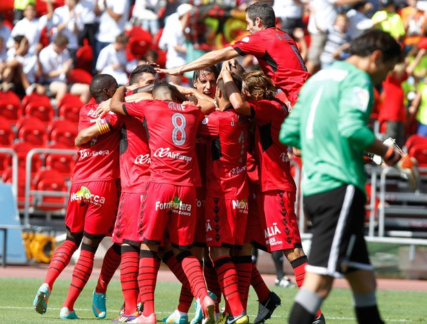 diego alves valencia x mallorca (Foto: Reuters)