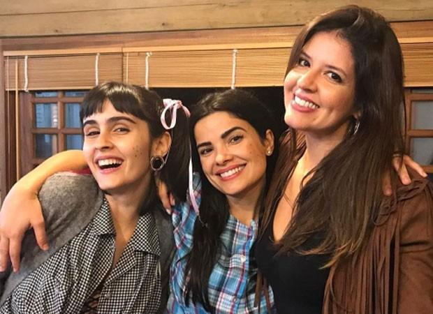 Valentina Herszag, Vanessa Giácomo e Mariana Santos (Foto: Reprodução/Instagram)