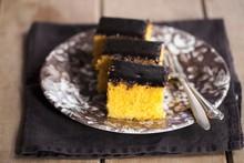'Cozinha Prática' - Rita Lobo - Bolo de cenoura com cobertura de chocolate