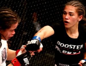UFC Jessica Andrade e Rosi Sexton (Foto: Agência Getty Images)