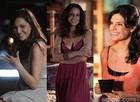 Personalidades e tons diferentes nas unhas das personagens de 'Em Família' (Foto: Em Familia/Felipe Monteiro/TVGlobo)