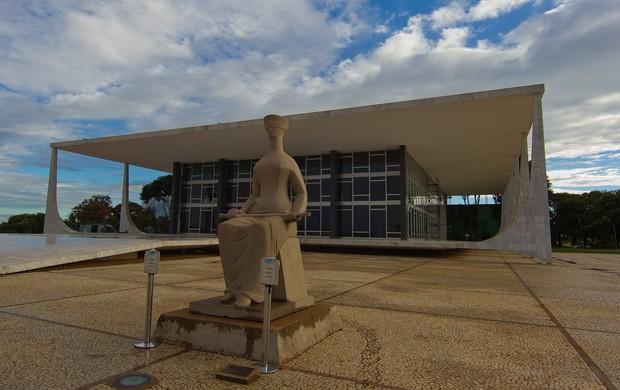 supremo tribunal federal (Foto: Dorivan Marinho / STF)