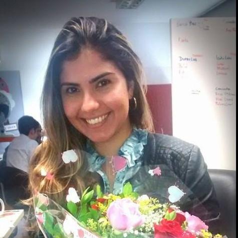Andressa Nunes (Foto: Reprodução)