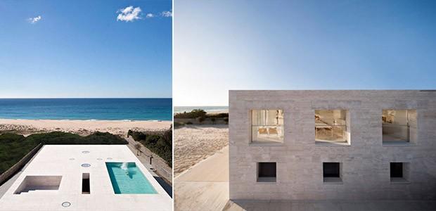 Casa 1 (Foto: Reproduo/ Dezeen)