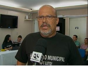Segundo Eduardo Mendonça, reação da prefeitura não causou surpresa. (Foto: Reprodução/TV Asa Branca)