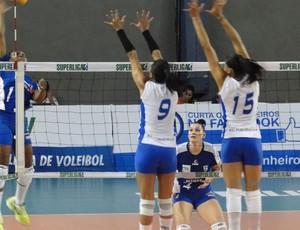 vôlei Minas x Pinheiros (Foto: Tarcísio Badaró / Globoesporte.com)