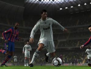 Cristiano Ronaldo no FIFA 2010.