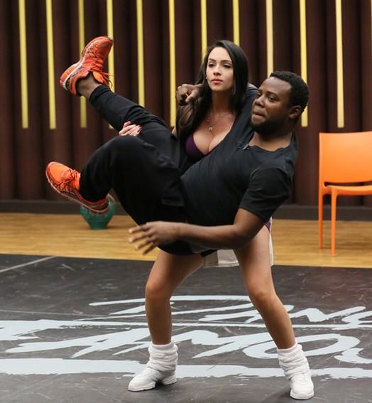 'Dança' (Isabella Pinheiro / Gshow)