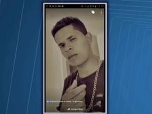 Homem suspeito de matar namorada na Bahia é procurado pela polícia (Foto: Divulgação/Polícia Civil)