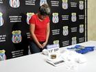 Mulher suspeita de guardar drogas em troca de R$ 200 é presa em Manaus