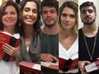Dia da Língua Portuguesa: Caio Castro, Letícia Spiller e muito mais fazem desafio