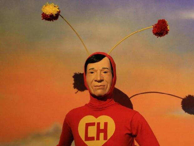 Museu de Cera de Gramado ganhou novo personagem (Foto: Cleiton Thiele/Divulgação)