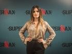Cleo Pires sente saudade das celas sombrias de 'Supermax': 'Era bom'