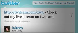 Twitcam