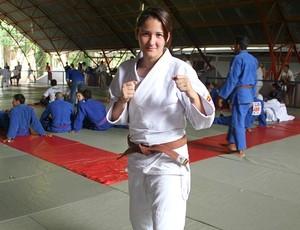 Rafaela Barbosa (Foto: Adeilson Albuquerque/GLOBOESPORTE.COM)