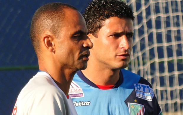 Edson Souza, treinador do São João da Barra (Foto: Fabio Menezes/ASCOM ECSJB)