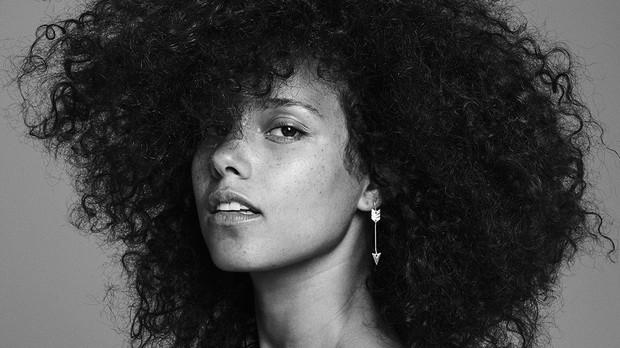 Alicia Keys (Foto: Divulgao)