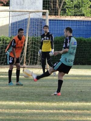 Adriano Paulista, meia do Comercial (Foto: Gabriel Lopes / Comercial FC)