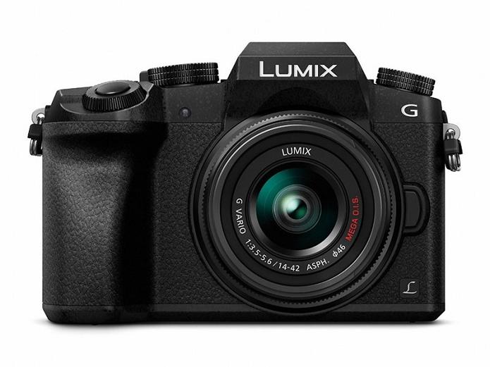 Nova Lumix tem recursos avançados (Foto: Divulgação)