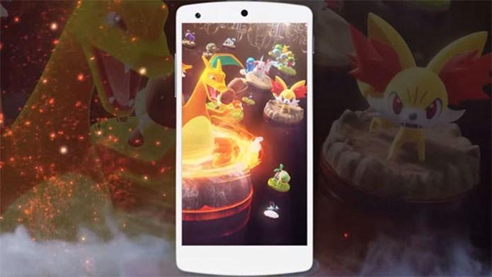 Pokémon Co-Master é jogo de tabuleiro virtual como miniaturas (Foto: Divulgação/The Pokémon Company)