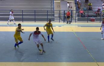 Futsal: Constelação e Independente vencem na estreia da Divisão Especial