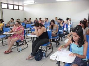 Concurso da ALPB foi realizado no domingo (7) (Foto: Divulgação/ALPB)