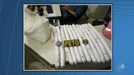 Homem é preso em flagrante com 12 bananas de dinamite em Valença
