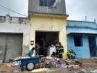 Incêndio atinge estabelecimento no bairro da Levada, em Maceió