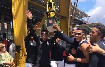 Clube do Remo vence a segunda regata do Paraense de Remo