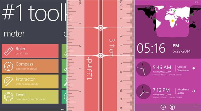 #1 Toolkit é um aplicativo para Windows Phone com inúmera ferramentas e funções (Foto: Divulgação/Windows Phone Store)