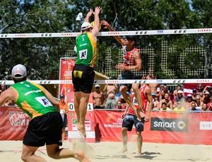 BLOG: Alguns pontos do Mundial de vôlei de praia
