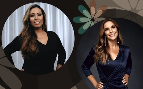 Maquiagem e cabelo da Ivete Sangalo: Torquatto se inspira na cantora