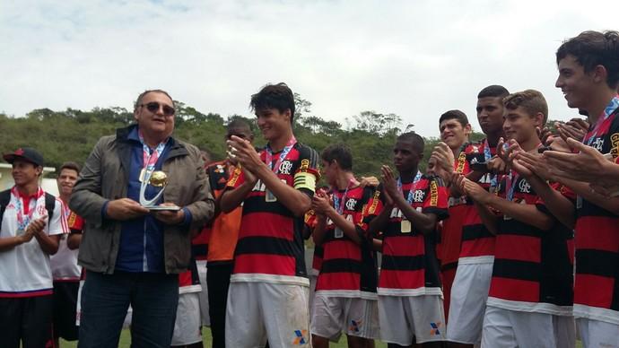 Flamengo Sub-16 (Foto: Flamengo/Divulgação)