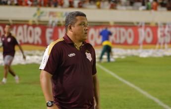 Givanildo Sales diz que 'abafa' no começo foi essencial para a vitória