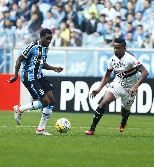 Tempo Real (Lucas Uebel/Divulgação Grêmio)