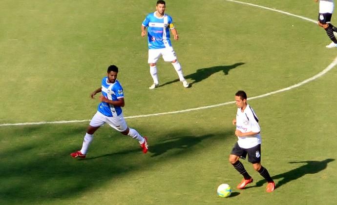 São José Inter de Limeira Copa Paulista (Foto: Danilo Sardinha/GloboEsporte.com)