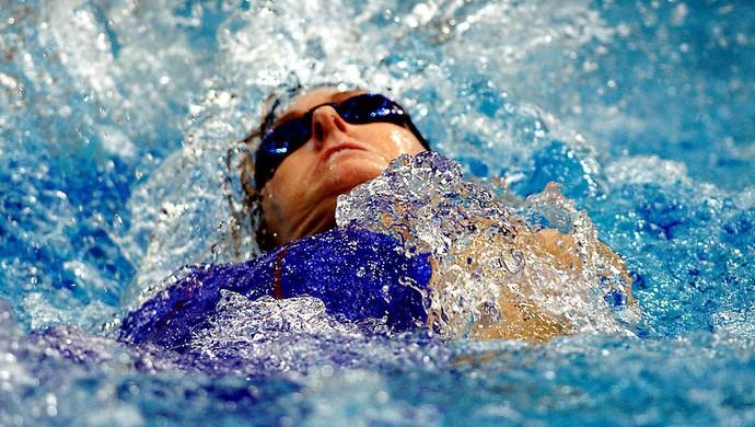Trischa Zorn é a maior atleta paralímpica (Foto: Sean Garnsworthy/ALLSPORT)