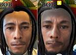 Filtro de Bob Marley do Snapchat tem repercussão negativa na internet