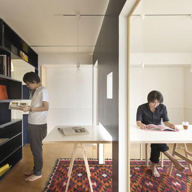 10 lições de aproveitamento de espaço que aprendemos com os japoneses (Foto: Divulgação)