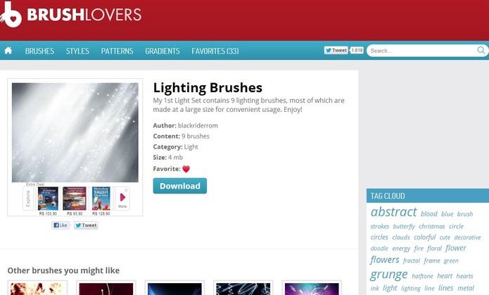 Brush Lovers (Foto: Reprodução/Marcela Vaz)