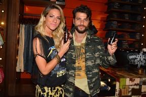 Giovanna Ewbank e Bruno Gagliasso (Foto: Caio Duran / Photo Rio News)