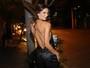Fernanda Motta e Daniella Cicarelli capricham em looks para festa