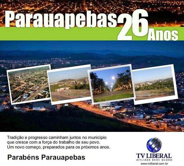 Aniversário Parauapebas  (Foto: Divulgação)