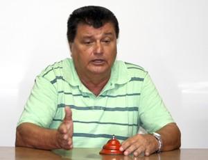 Presidente César Gama diz que não sabe quem assumirá Americano (Foto: Assessoria Americano)