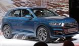 NO BRASIL EM 2017: Audi Q5 ganha nova geração em Paris (AP Photo/Michel Euler)