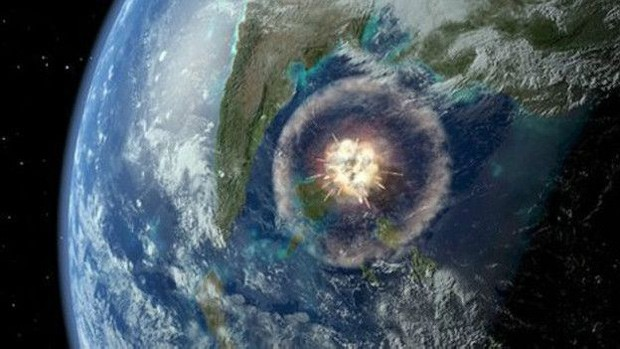 Nasa estuda formas de desviar asteroides; corremos, a cada 100 mil anos, o risco de ser atingidos  (Foto: BBC)